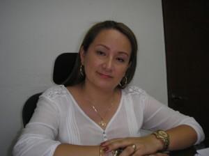 Susana Camacho - Gerente ESE Hospital Sagrado Corazón de Jesús. La Hormiga