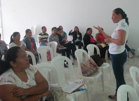Con talleres dirigidos a funcionarios de las entidades asistenciales las autoridades de Putumayo pretenden disminuir los casos de violencia sexual en el departamento.