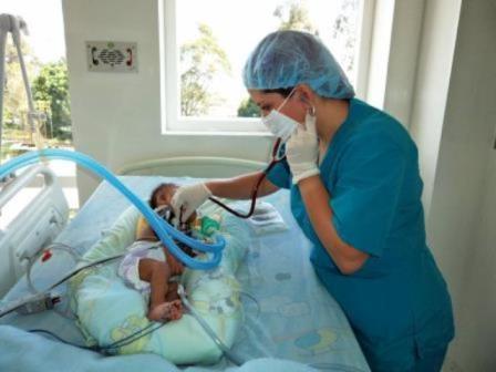 En Putumayo se entregaron equipos médicos por más de $1.500 millones para reducir la mortalidad infantil.