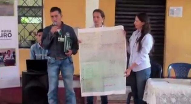Aprendices del Sena en Putumayo