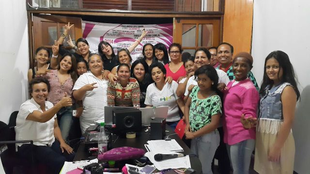 La Alianza de Mujeres 'Tejedoras de Vida' le apuesta a la PAZ mediante la comunicación
