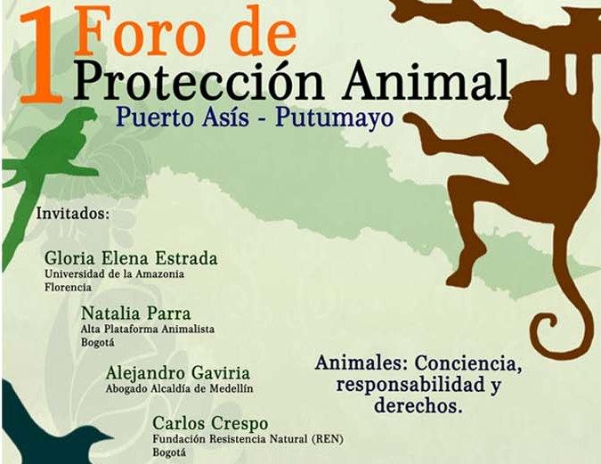 Foro de Protección Animal – Puerto Asís