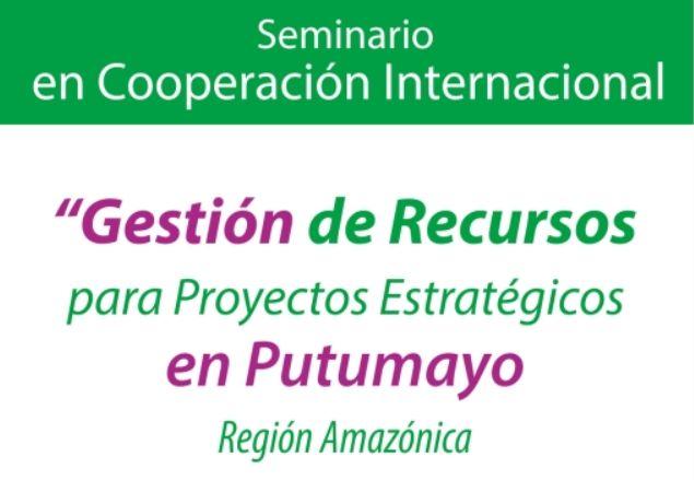 Ecopetrol promueve el desarrollo regional con el seminario en Cooperación Internacional