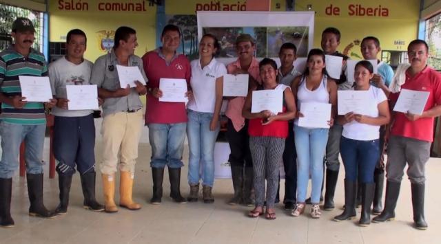 Colombia Crece con Ecopetrol – Proyecto Pimienta en Siberia (Putumayo)