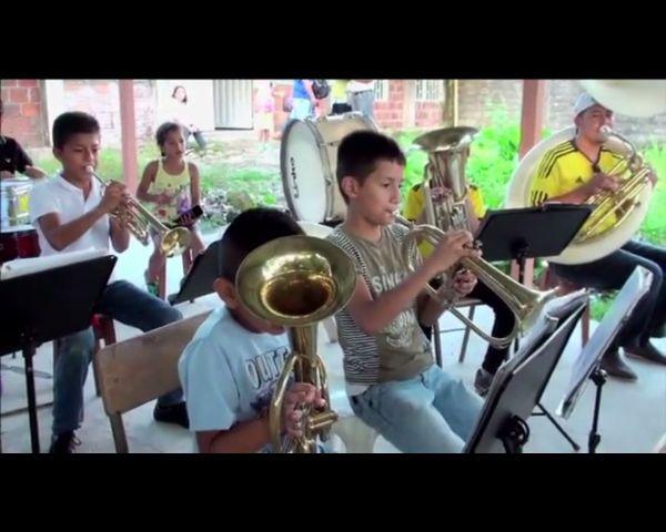 Colombia crece con Ecopetrol – Apoyo a Bandas Sinfónicas en Putumayo
