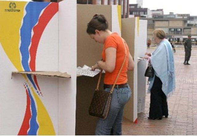 Las elecciones un verdadera fiesta democrática en el Putumayo.
