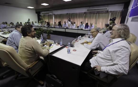 La delegación de las Farc, por medio de un carta, pidió una reunión de carácter urgente con las organizaciones veedoras del cese al fuego, porque estaría en riego el cese unilateral. FOTO ARCHIVO