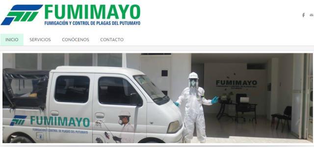 Fumimayo – Fumigación y Control de Plagas del Putumayo