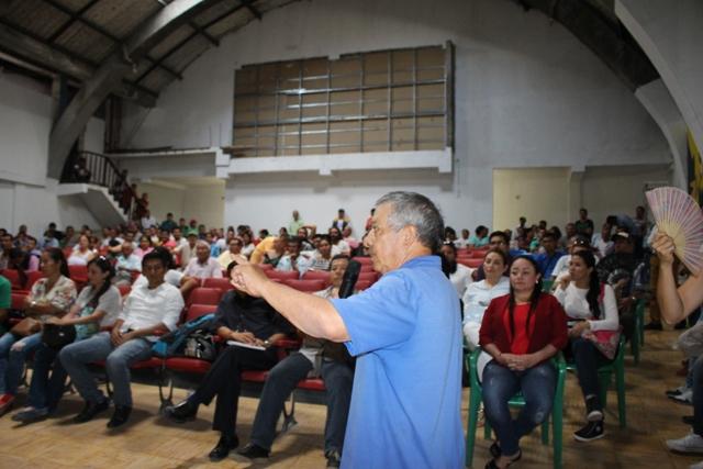 El Pueblo Putumayense se levantó con fuerza en Defensa del Parque Central de Mocoa