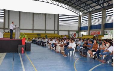Gran Tierra Energy presente en el Municipio de Villagarzón.