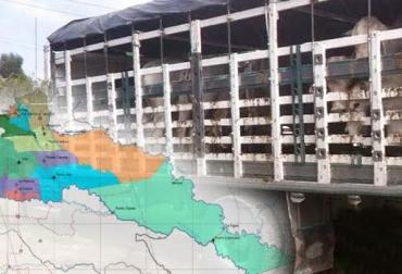 Las amplias zonas de frontera de Colombia con países como Ecuador y Venezuela son difíciles de controlar. Foto: CONtexto ganadero.