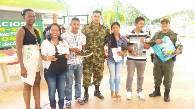 En Putumayo los Jóvenes Afrodescendientes dicen sí a la Paz