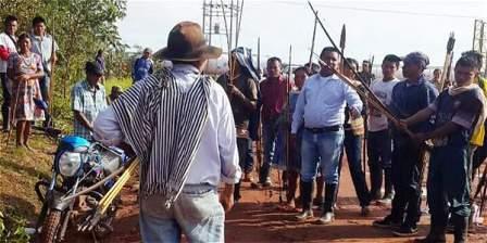"""Foto: Archivo particular La Corte dice que la justicia indígena puede conocer estos delitos si los cabildos tienen """"la institucionalidad"""" para garantizar el debido proceso."""