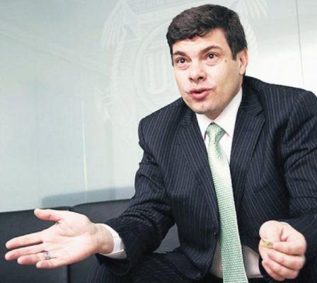 Diego Fernando Mora, director de la Unidad Nacional de Protección. Colprensa