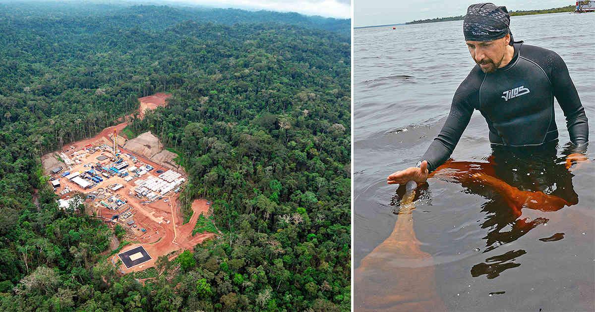 Los indígenas de la Amazonía bautizaron a Fernando con el nombre de 'Omacha': el delfín que se transforma en gente. Por esta razón su fundación recibió el mismo nombre.