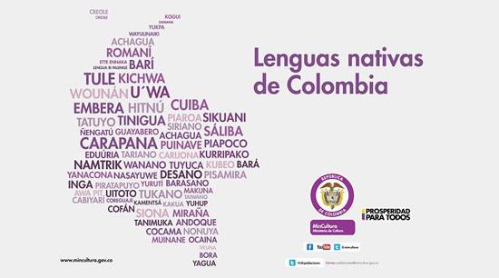 Se conmemora en Colombia el Día Nacional de las Lenguas Nativas