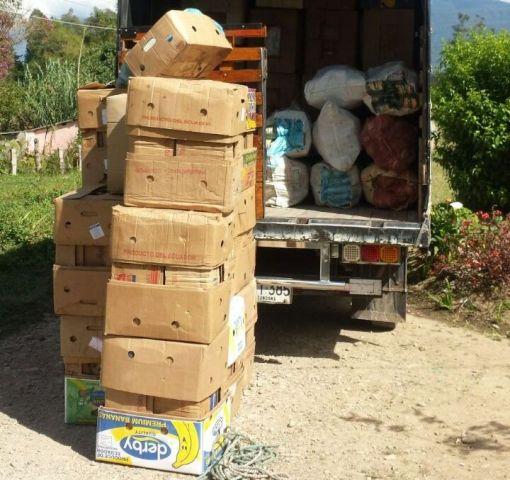 Incautados dos cargamentos de base de coca en Puerto Asís