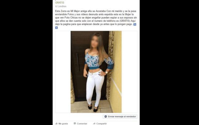 ¡Por zorra! La publicación de Facebook que alerta a las autoridades cibernéticas