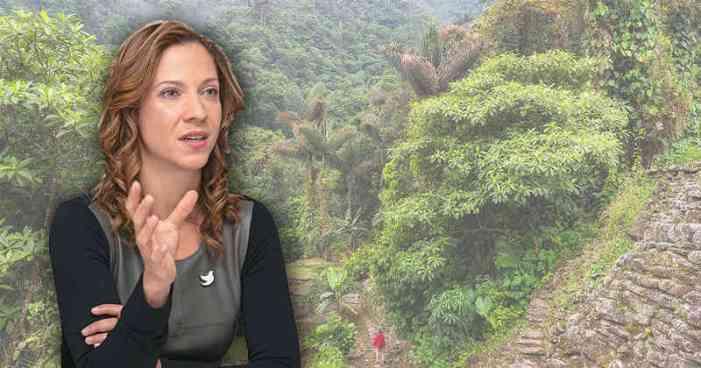 """""""El problema de los parques no son los turistas sino la minería ilegal, la ganadería y los cultivos ilícitos"""""""