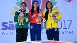 Putumayo obtuvo medalla de bronce en los Parapanamericanos de Brasil 2017