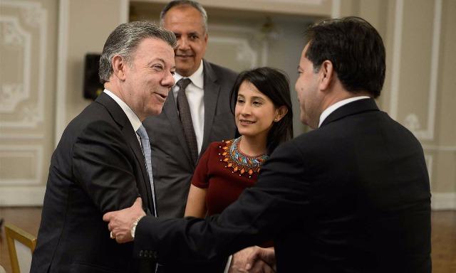 Gobernadora del Putumayo gestiona 106 mil millones para terminar vía Santana – Puente San Miguel