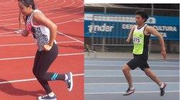 Dos deportistas putumayenses integran selección Colombia de Para Atletismo