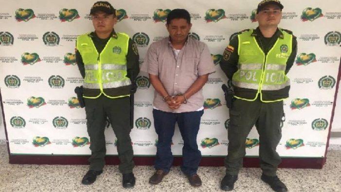Por golpear a una mujer exalcalde de Valle del Guamuéz fue capturado en Mocoa