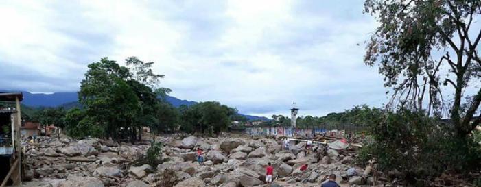 Mil casas para damnificados de la capital del Putumayo