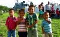 Armada Nacional de Colombia y Marina de Guerra del Perú continúan operación humanitaria en la Amazonía