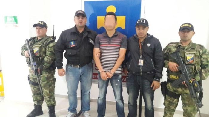 GAULA Ejercito captura dos personas en operativo realizado en Mocoa y La Hormiga