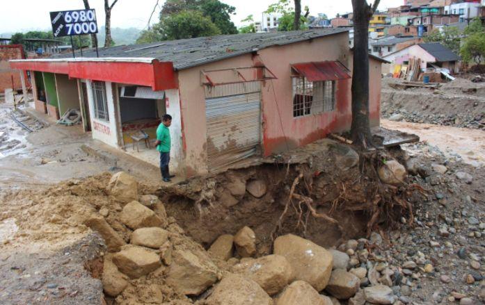 No arranca la reconstrucción en Mocoa