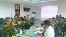Armada articula esfuerzos para sustituir la coca en el Putumayo