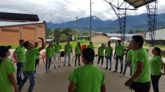 Mocoa recibió la alegría de los Campamentos Juveniles