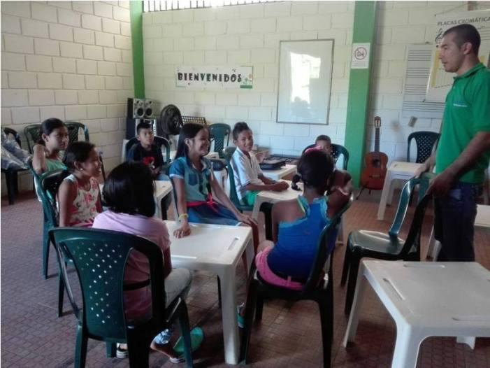 Fundación Batuta en Mocoa, 10 años beneficiando a 300 niños, niñas y adolescentes