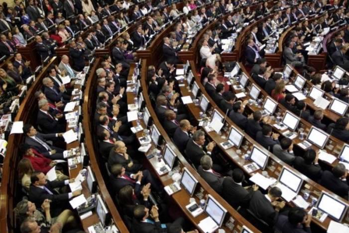 Aprueban en Senado la creación de 16 Circunscripciones Especiales para la Paz