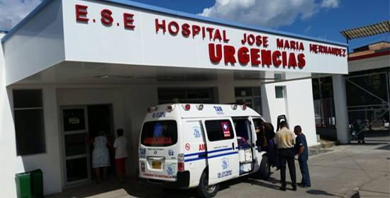 Hospital JMH Mocoa