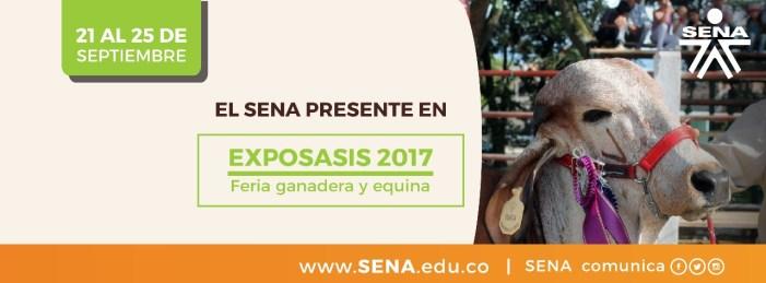 SENA Presente en ExpoAsís 2017; una feria de Oportunidades