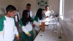Con tres proyectos la IE Sucre participará en ExpoCiencia en Bogotá