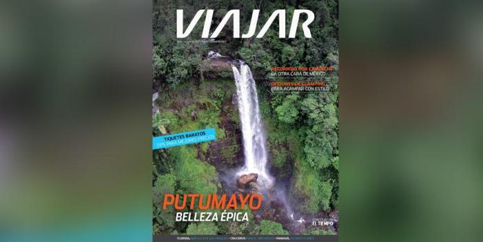 La selva tropical llega a la revista Viajar