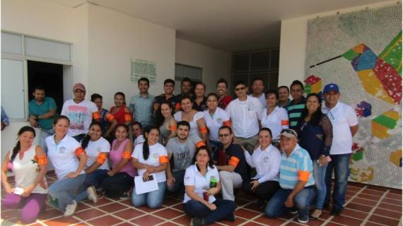 Con gran éxito, el Instituto Tecnológico del Putumayo participó en el VI Simulacro Nacional de Emergencia