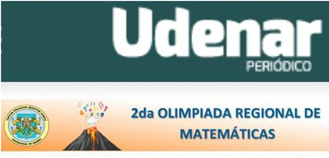Universidad de Nariño realizó las segundas olimpiadas de matemáticas.