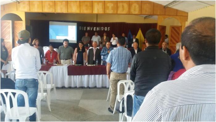 Segundo conversatorio de educacion superior en el Alto Putumayo