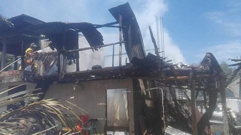 Incendio Consume Vivienda En Mocoa