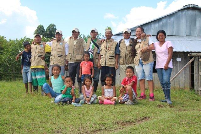 Guardianes indígenas de la vida, el hombre y el territorio