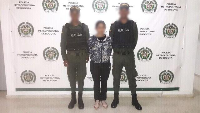 Capturados tres presuntos extorsionistas por parte del Gaula