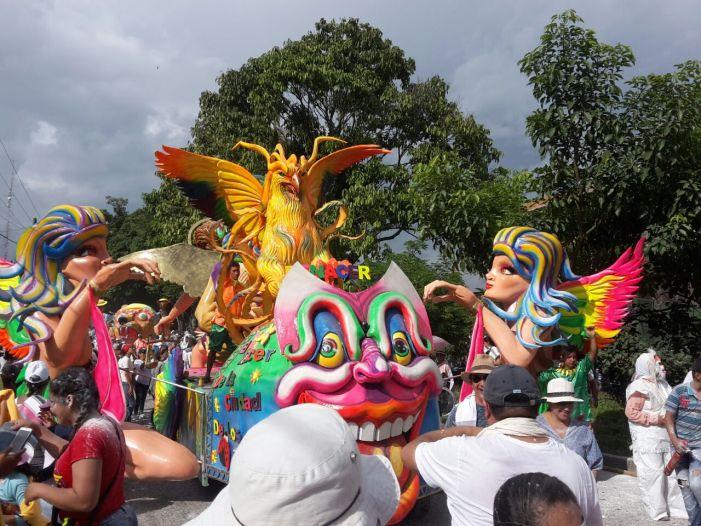 Positivo balance operativo de la Policía en Carnavales en el Putumayo