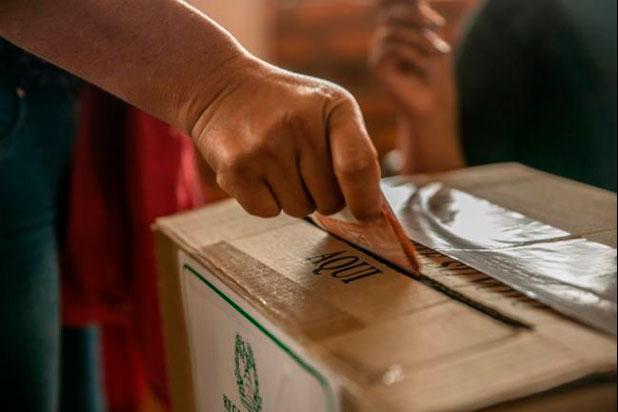 Posibilidad de ir a unas elecciones tranquilas depende del ELN: MOE