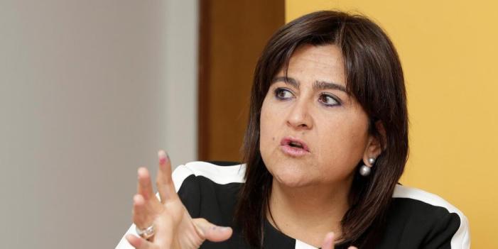 'Es increíble cómo nos ve el mundo ahora': María Lorena Gutiérrez