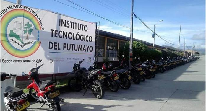 En su nueva sede, inició clases el ITP en el Valle de Sibundoy
