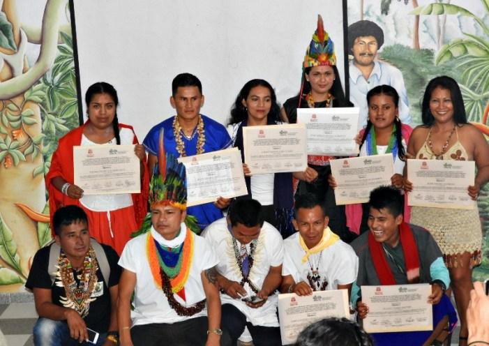 Juventud Indígena, una apuesta hacia la conservación del territorio y nuestra identidad cultural